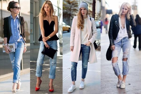 2015 Jean modası