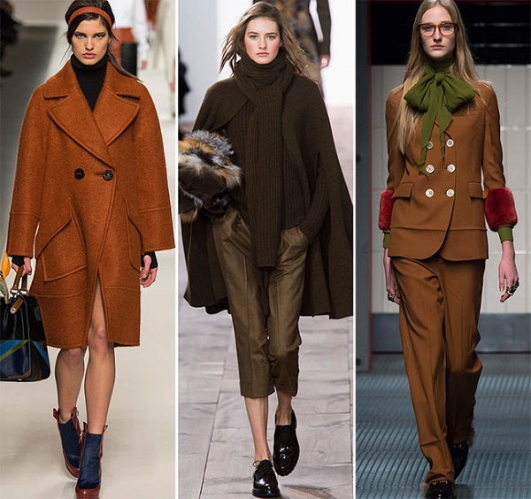 2016 sonbahar kış renk modası