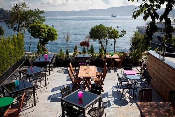 açık hava restorant