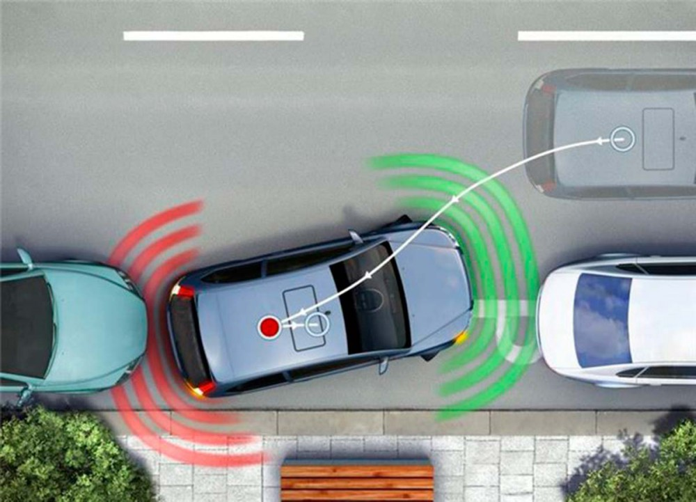 Akıllı Telefonla Araç Park Teknolojisi