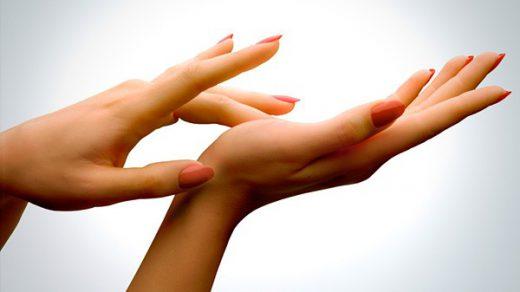 bakımlı eller