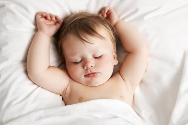 bebek uyutmak
