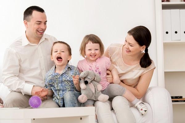 çocuk yetiştirme de aile