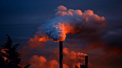 fabrika dumanları