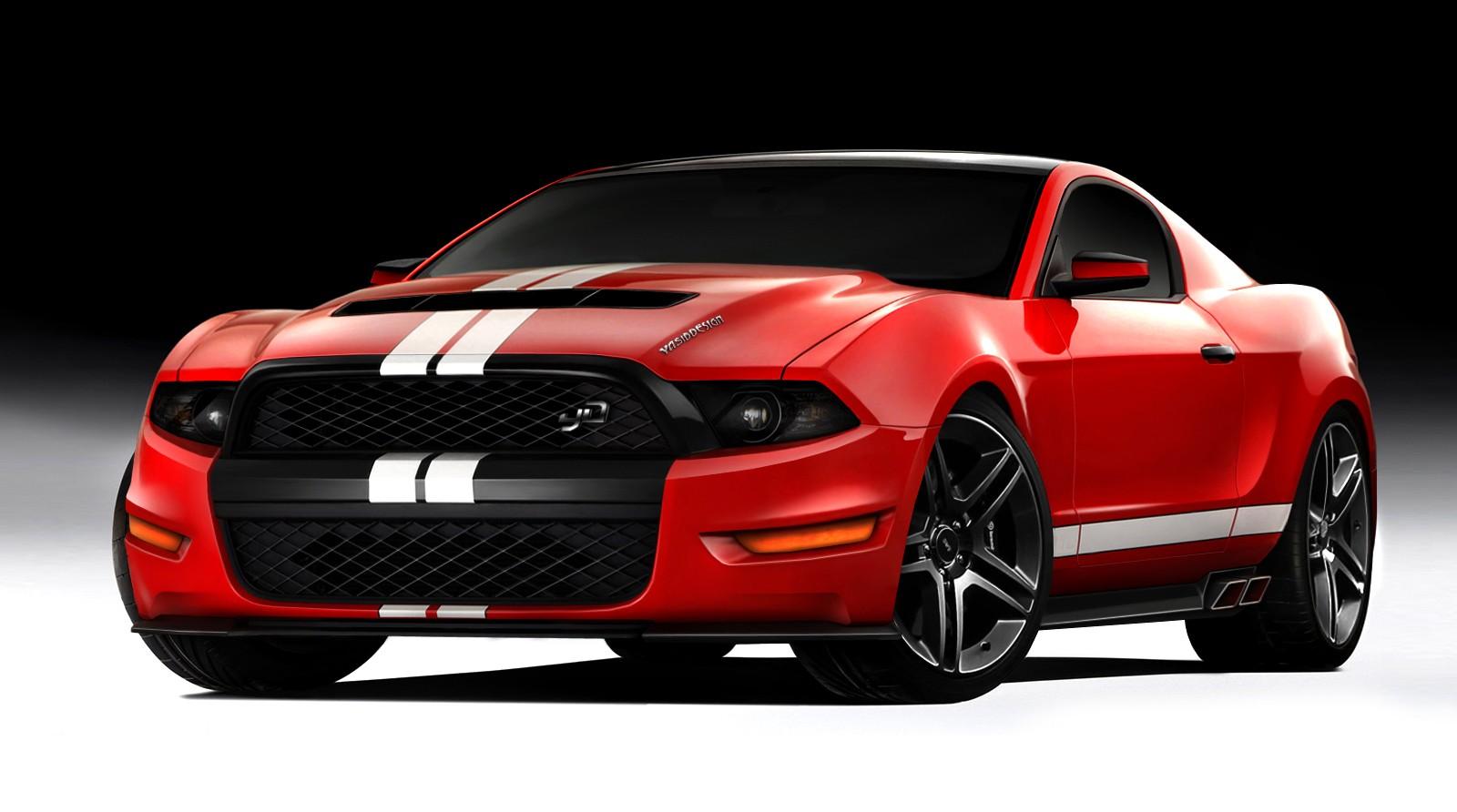 Ford Mustang Görücüye Çıktı