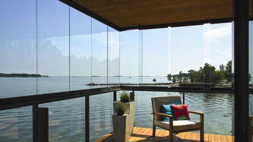 katlanabilir cam balkon