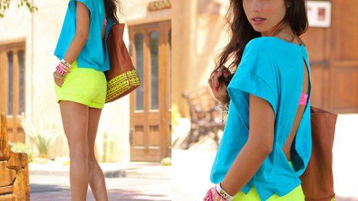 neon modası