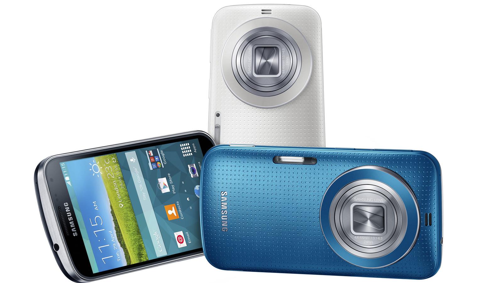Samsung Galaxy K Zoom ile Kaliteli Fotoğraf Deneyimi